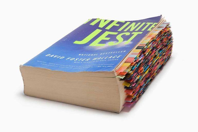 20 фактів, які вам треба знати про книгу «Нескінченний жарт»