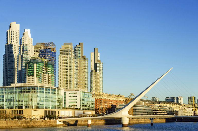 Аргентина: мозаика позитива