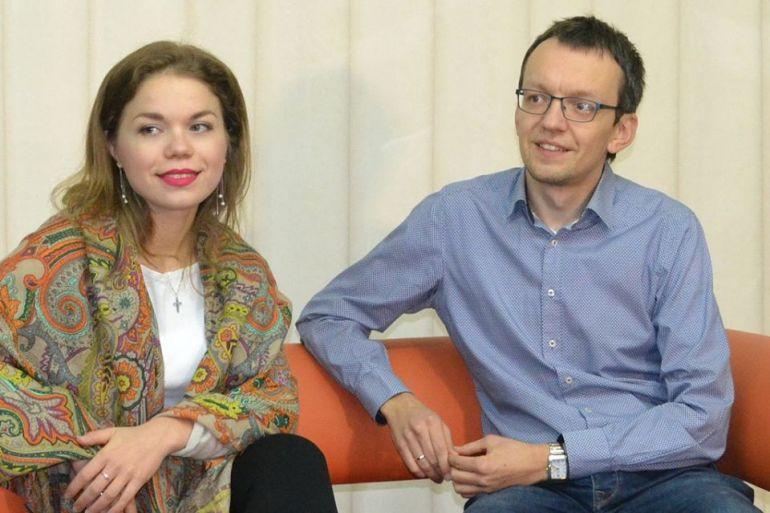 Музыкант и певица. Харьков. Новости культуры 2018