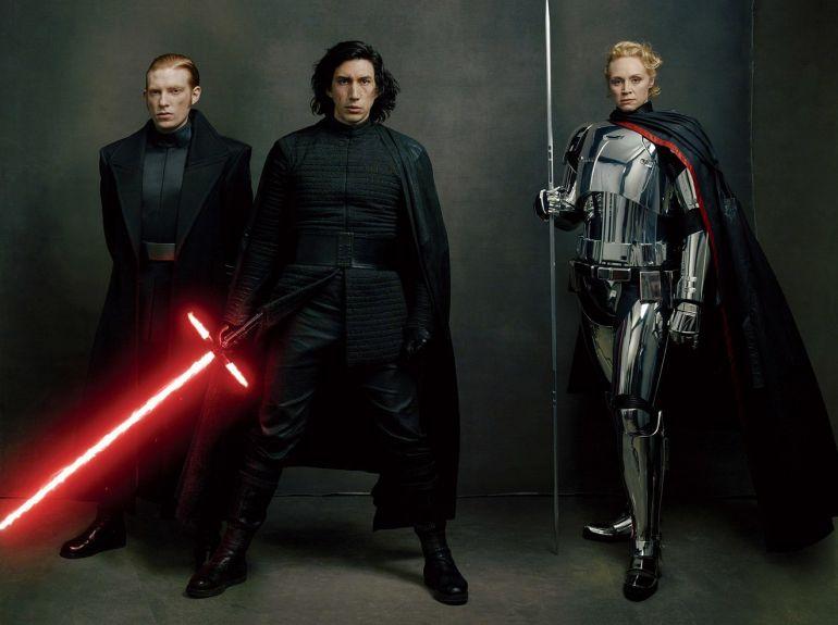 Звездные войны 8 - Последние джедаи. Постер