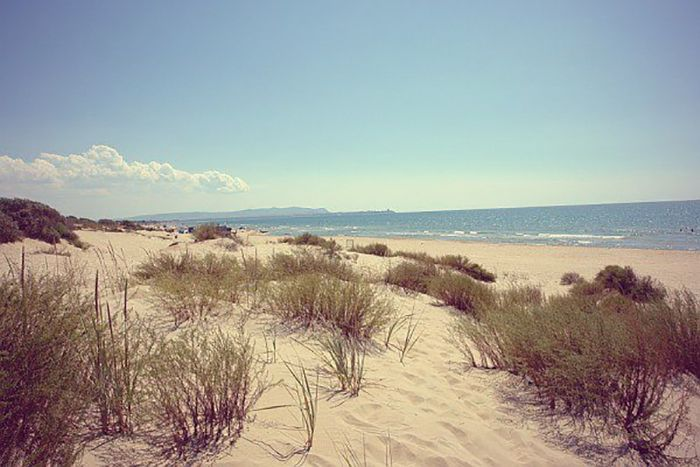 Джемете - тихий уголок черноморского побережья