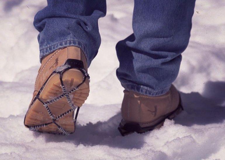 Выбор зимней обуви для мужчин