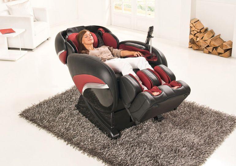 Массажное кресло в подарок всей семье