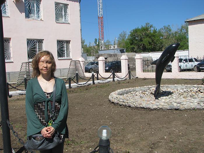Интервью с Верой Васильевой для портала Эксперимент