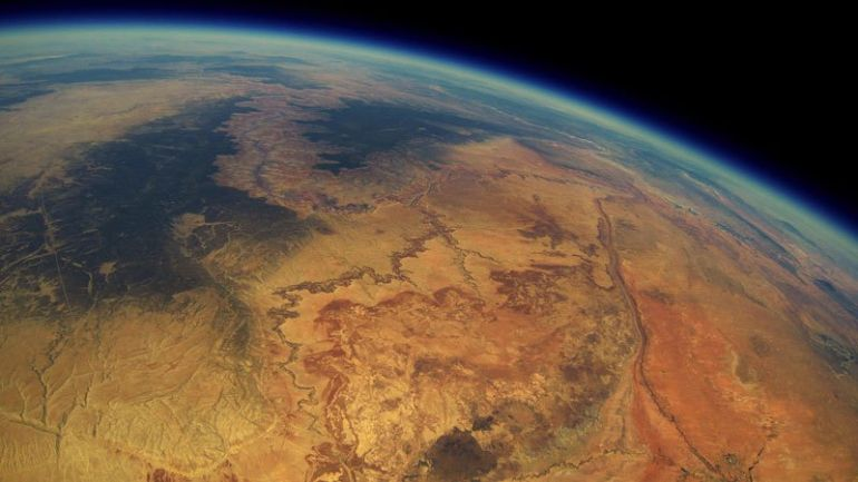 Путешествие метеозонда. Космическая история