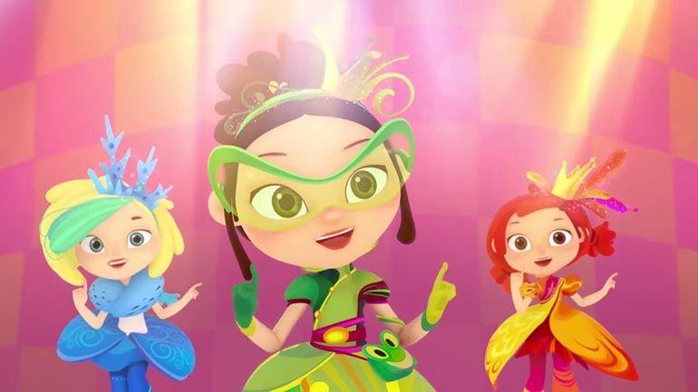 детские мультфильмы для развития