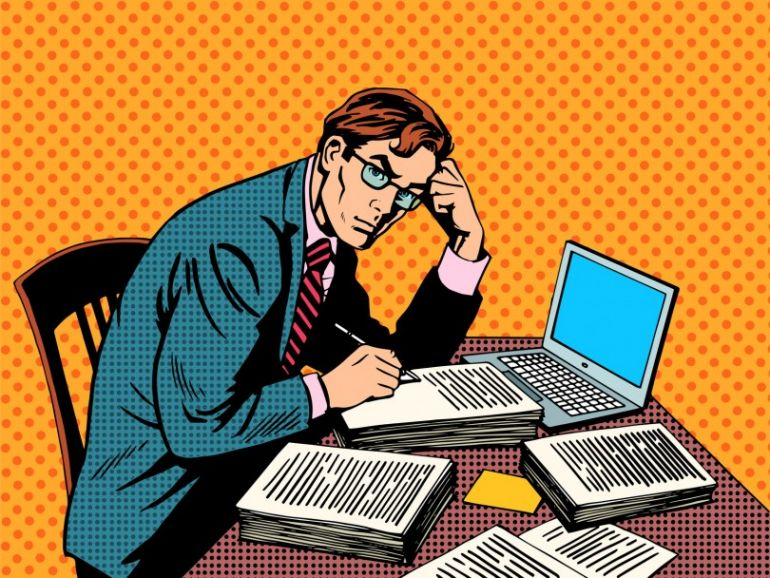 Трудности издательского процесса