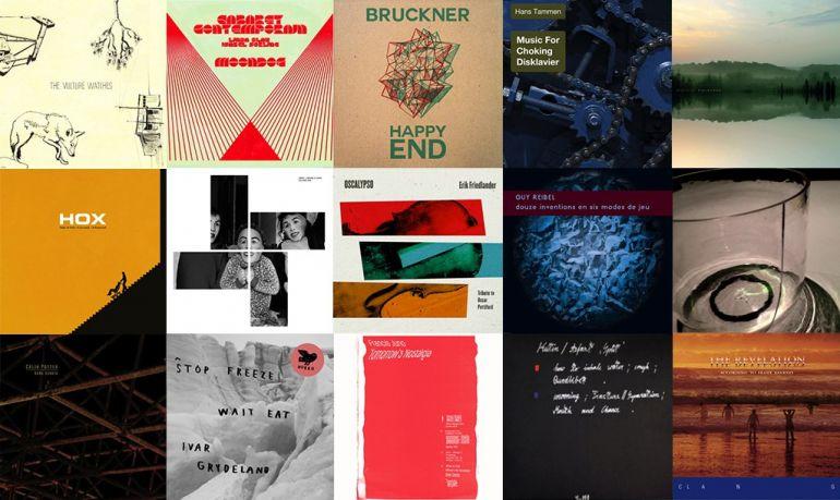 Экспериментальная музыка. Современная музыка. Музыкальные новинки. Часть №5