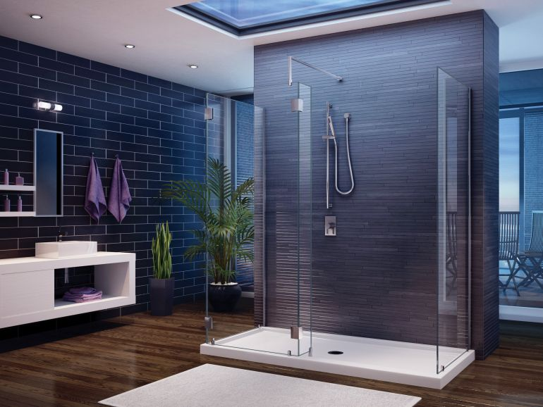 Small bathroom with shower ideas