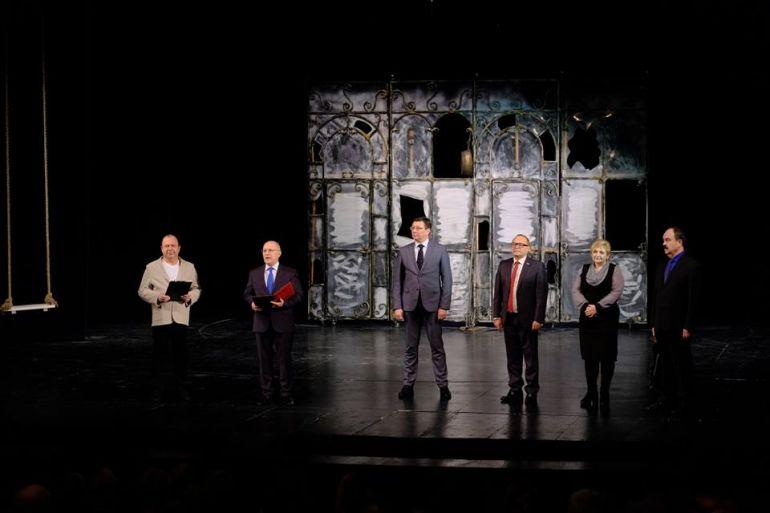 Театр из Бугульмы. Открытие фестиваля Мост дружбы 2018