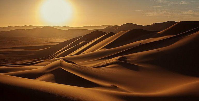 Пустыня. Арабская музыка