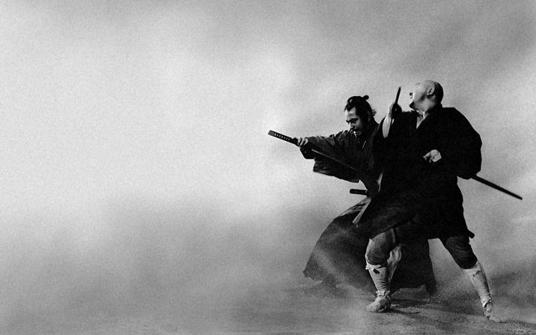 Топ 3 фильма, которые вы не забудете никогда. Унесенные ветром. Семь Самураев. Бен Гур