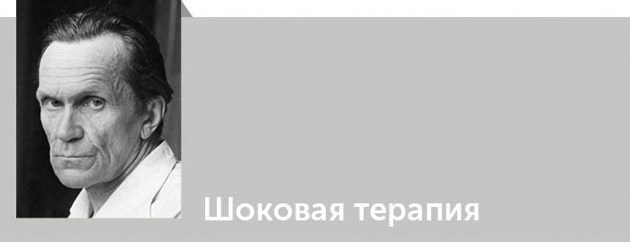 Шоковая терапия. Колымские рассказы. Варлам Шаламов. Читать онлайн