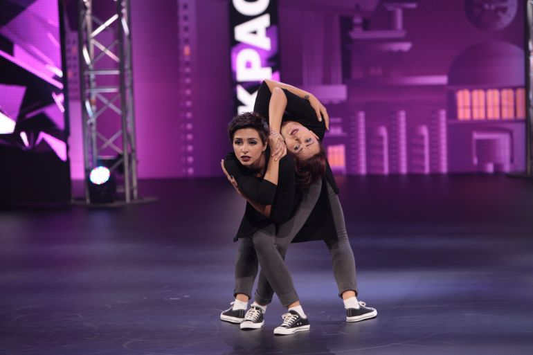 Шоу «Танцы» от ТНТ