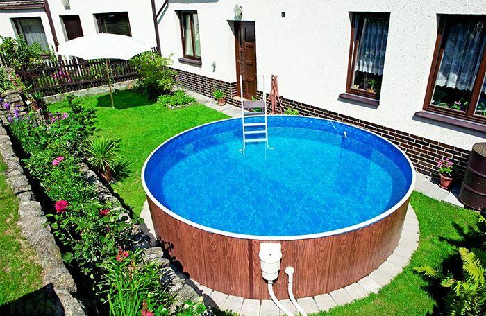 Личный бассейн