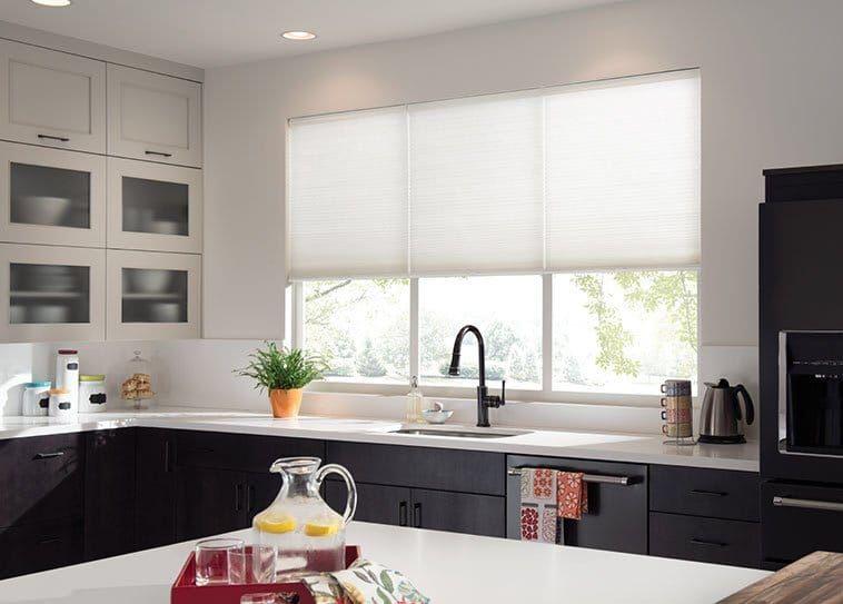 рулонные шторы для кухни