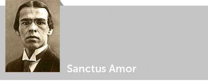Sanctus Amor. Стихотворение. Сборник Молодость. Владислав Ходасевич. Читать онлайн