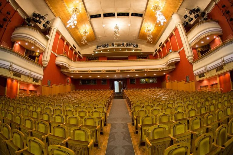 Афиша театры декабрь москва уфа концерт билеты