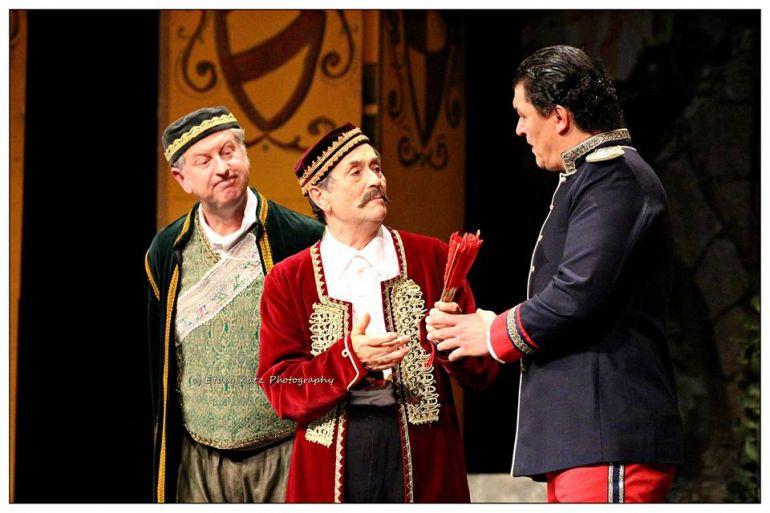 Оперетта «Веселая вдова». Гастроли Венгерского Музыкального Театра (The Hungarian Music Theatre). Афиша Израиль 2019