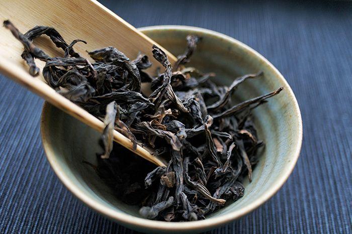 да хун пао полезный чай