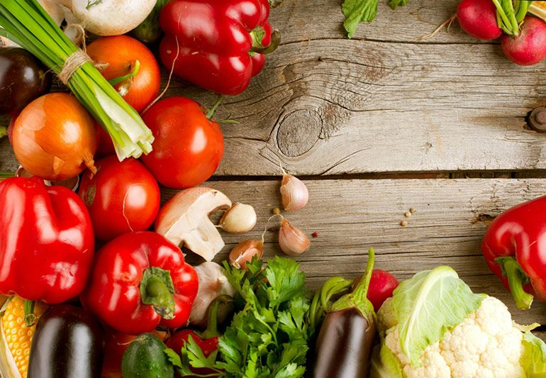 Органические продукты. Эко продукты