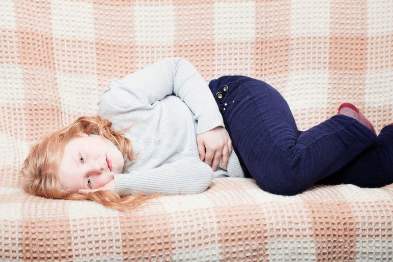 Если у ребенка по утрам болит живот