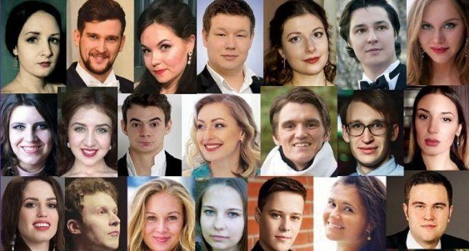 Конкурс вокалистов - Вокальные надежды России