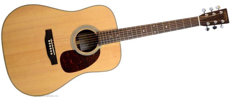 Подбираем гитару