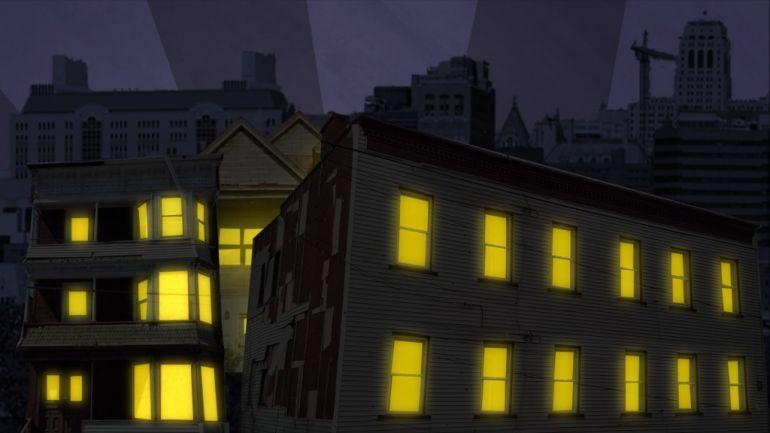 Breathing Lights. Проект Адама Фрелина