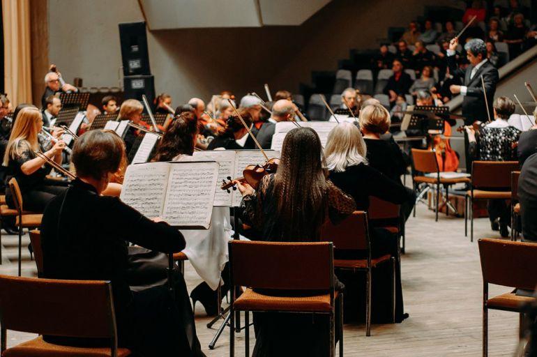Более 3500 слушателей посетили концерты филармонических коллективов в рамках III Симбирского Губернского Пасхального фестиваля