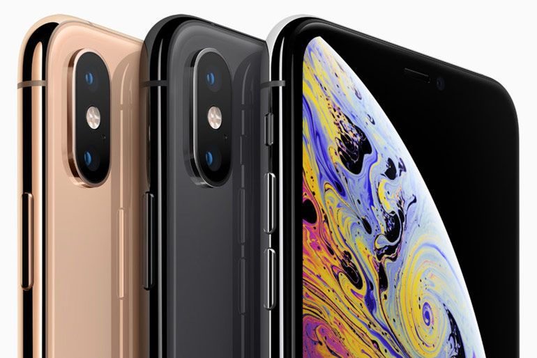 смартфон Apple - iPhone XS