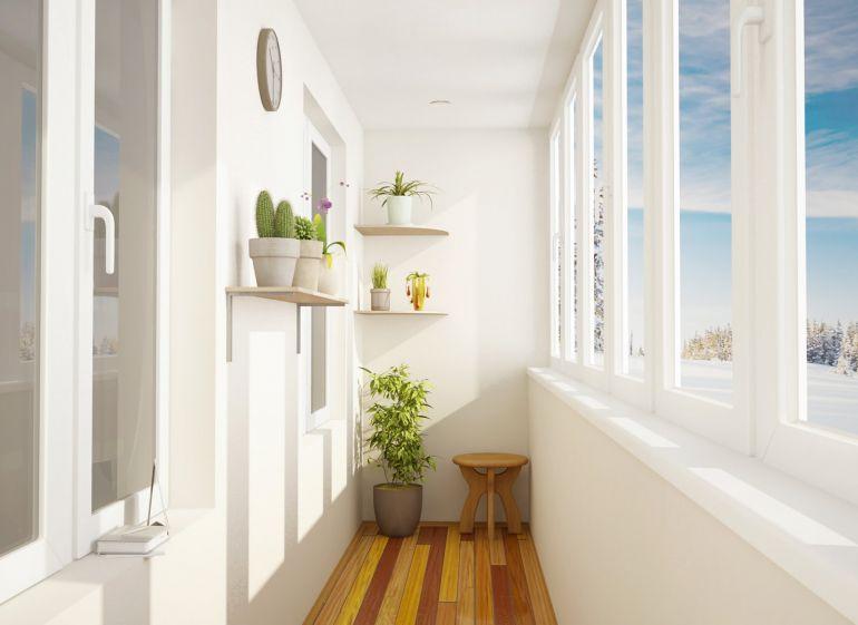 Теплый пол на балконе и лоджии