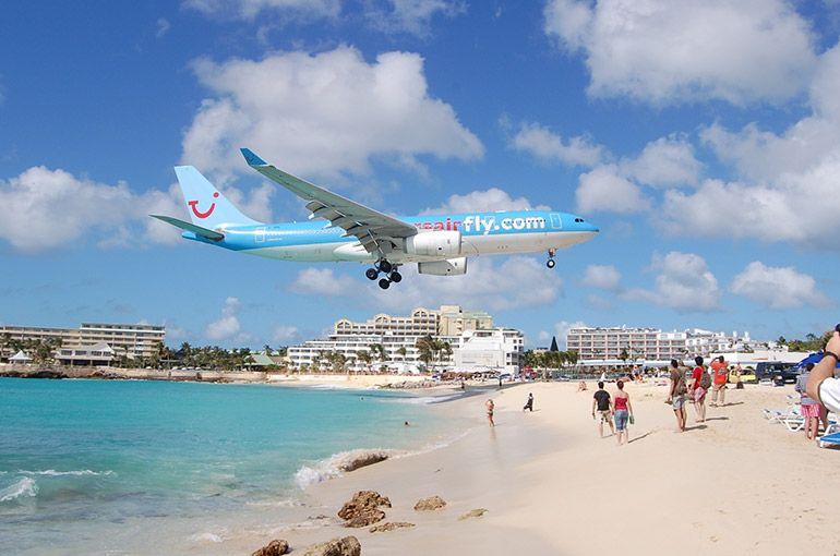 самолёт путешествия
