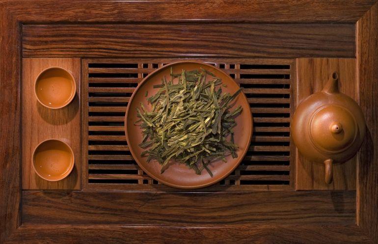 Чайная церемония: Движение и Чай