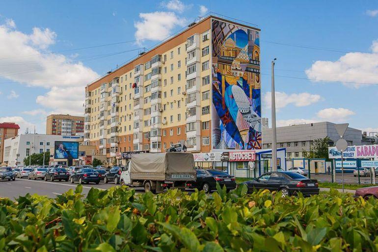 Фестиваль уличного искусства URBAN ART ASTANA. Прием заявок. Новости культуры. Афиша Астана 2019