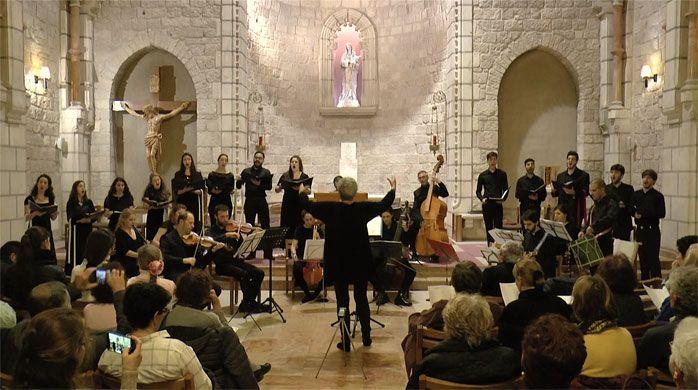 Концерт Франческо Росси и Франческо Томасси. Фестиваль вокальной музыки в Абу-Гош 2019