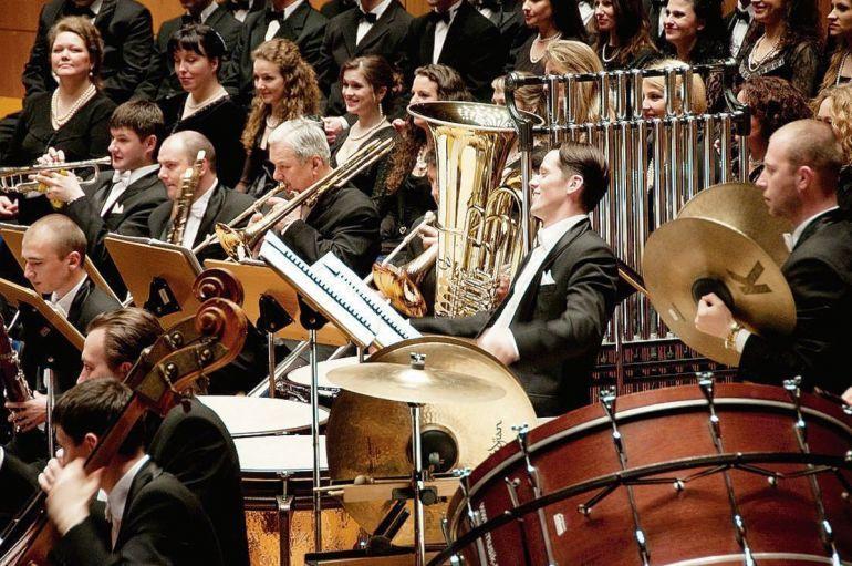 Концерт «Найкраще з Чайковського». K&K Philharmoniker. Афіша Львів 2019