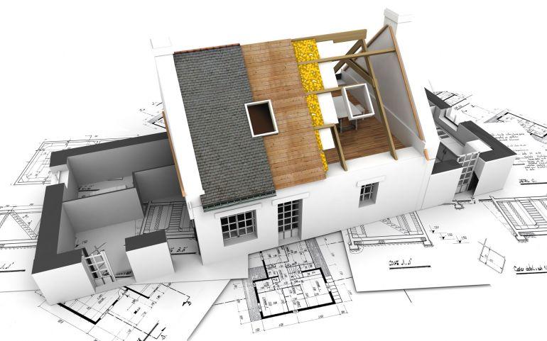 Дом. Проект. Строительство