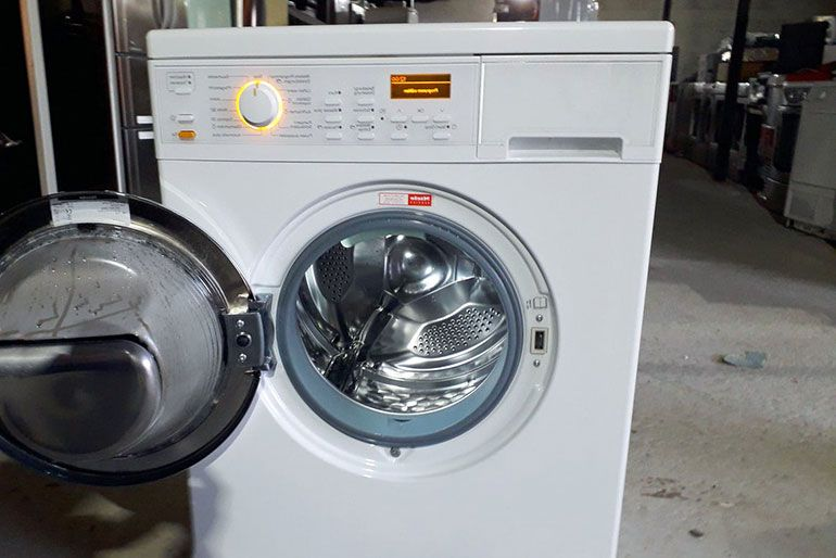 Как отмыть стиральную машину