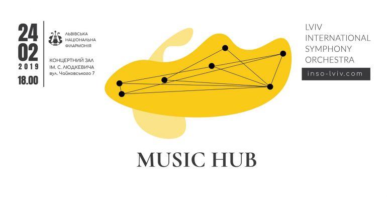 Концерт INSO-Lviv. Львівська філармонія. Афіша 2019