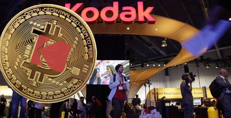 Kodak выпустит свою криптовалюту