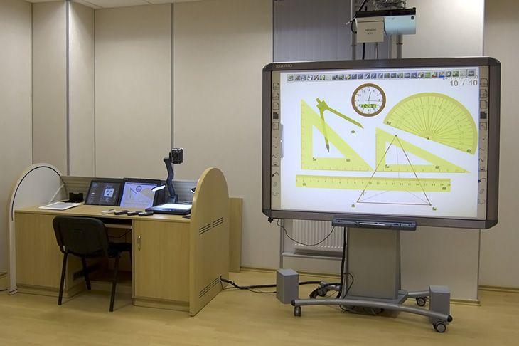 Интерактивные панели для обучения