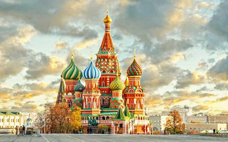 Москва. Собор