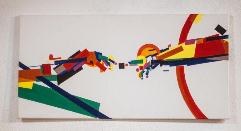 современное искусство живопись