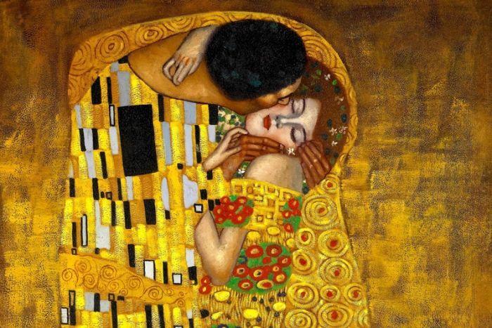 Выставка «Золотой поцелуй». Краснодарский краевой выставочный зал. Афиша 2019