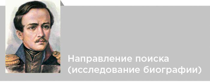 Андроников И. Л. Направление поиска (исследование биографии)