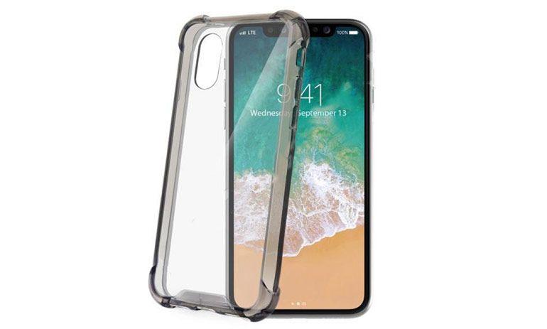 силиконовый чехол на айфон
