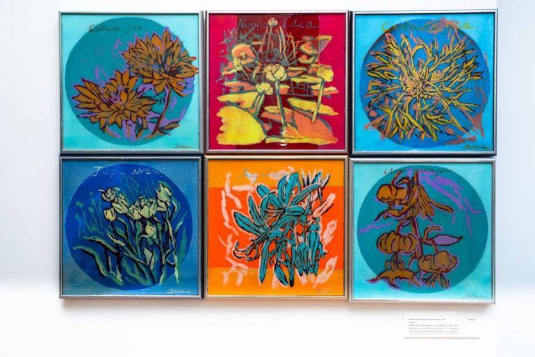 Украинские художники на выставке «Dialogues of Imagination». Галерея Tenri Cultural Institute. Новости культуры 2019