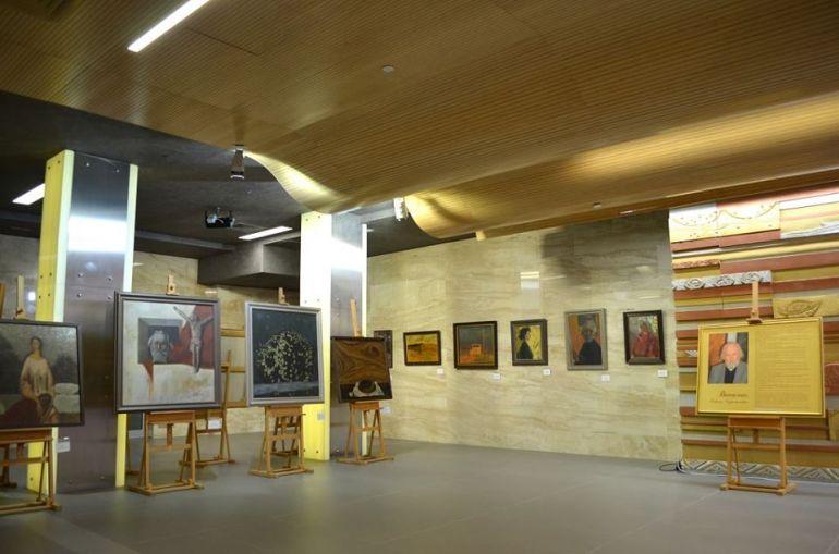План мероприятий на декабрь. Афиша Картинная галерея Г. Х. Ващенко 2018