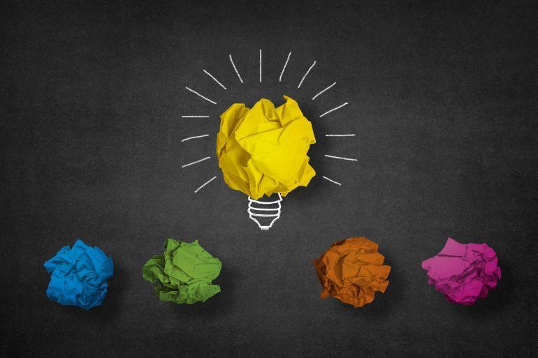 Звідки беруться хороші ідеї?